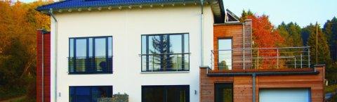 Mit Korona Holz & Haus zum perfekten Neubau