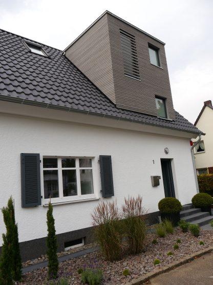An- und Umbau Korona Holz & Haus A13