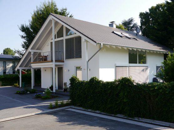 Neubau Wohnhaus N01 Korona Holz & Haus