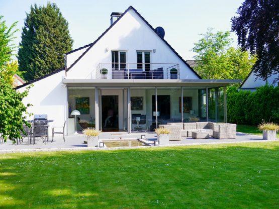 Wohnhausanbau Korona Holz & Haus