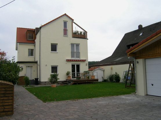 Dachaufstockung D18 von Korona Holz & Haus