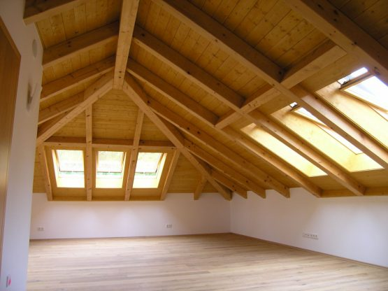 Dachausbau D3 von Korona Holz & Haus