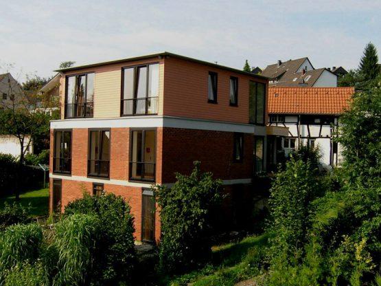 Dachaufstockung D5 von Korona Holz & Haus