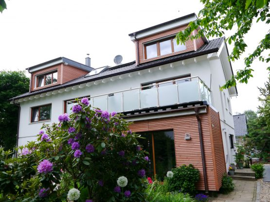 Dachaufstockung D9 von Korona Holz & Haus