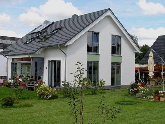 Neubau Wohnhaus N14 Korona Holz & Haus