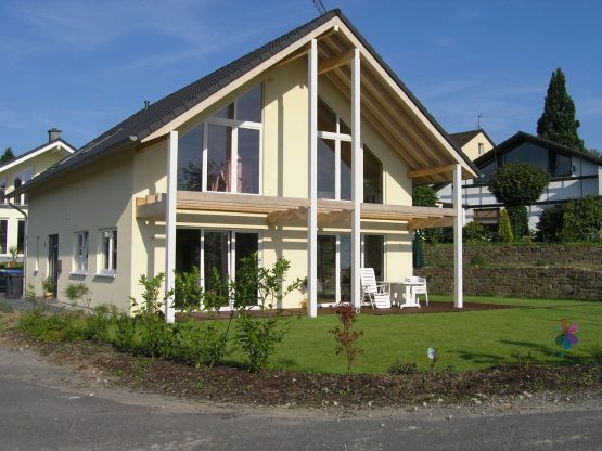 Neubau Wohnhaus N15 Korona Holz & Haus