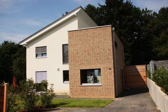 Neubau Wohnhaus N16 Korona Holz & Haus