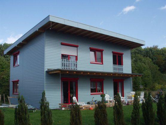 Neubau Wohnhaus N22 Korona Holz & Haus
