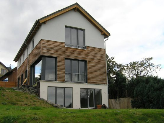 Neubau Wohnhaus N24 Korona Holz & Haus