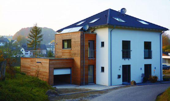 Neubau Wohnhaus N25 Korona Holz & Haus