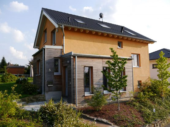 Neubau Wohnhaus N26 Korona Holz & Haus