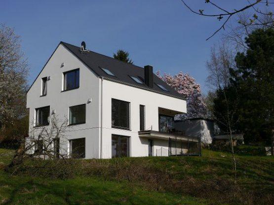 Neubau Wohnhaus N27 Korona Holz & Haus