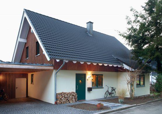 Neubau Wohnhaus N09 Korona Holz & Haus
