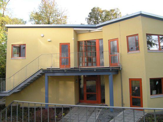 Objektbau O4 Schulgelände - von Korona Holz & Haus